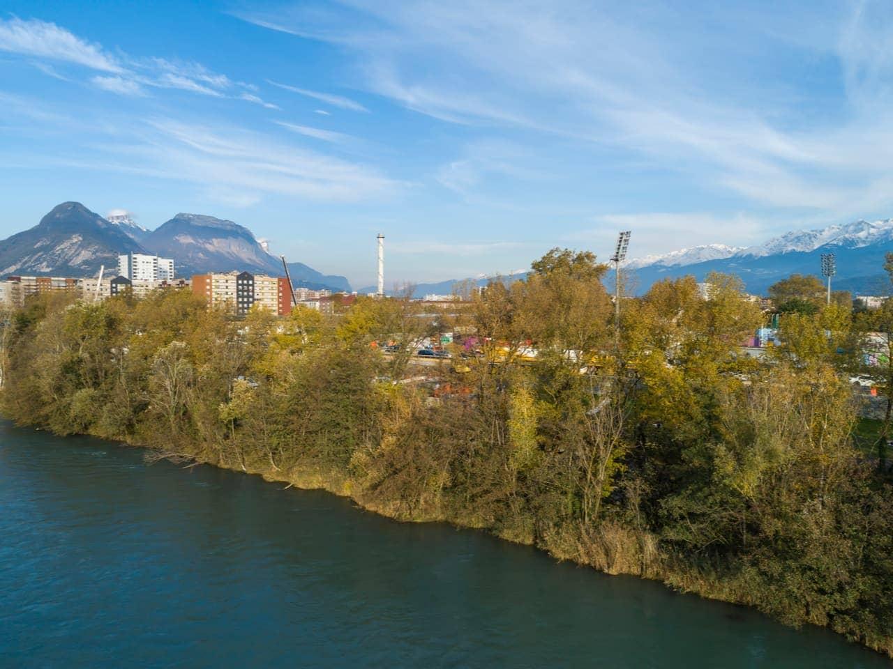 Grenoble secteur Louise Michel