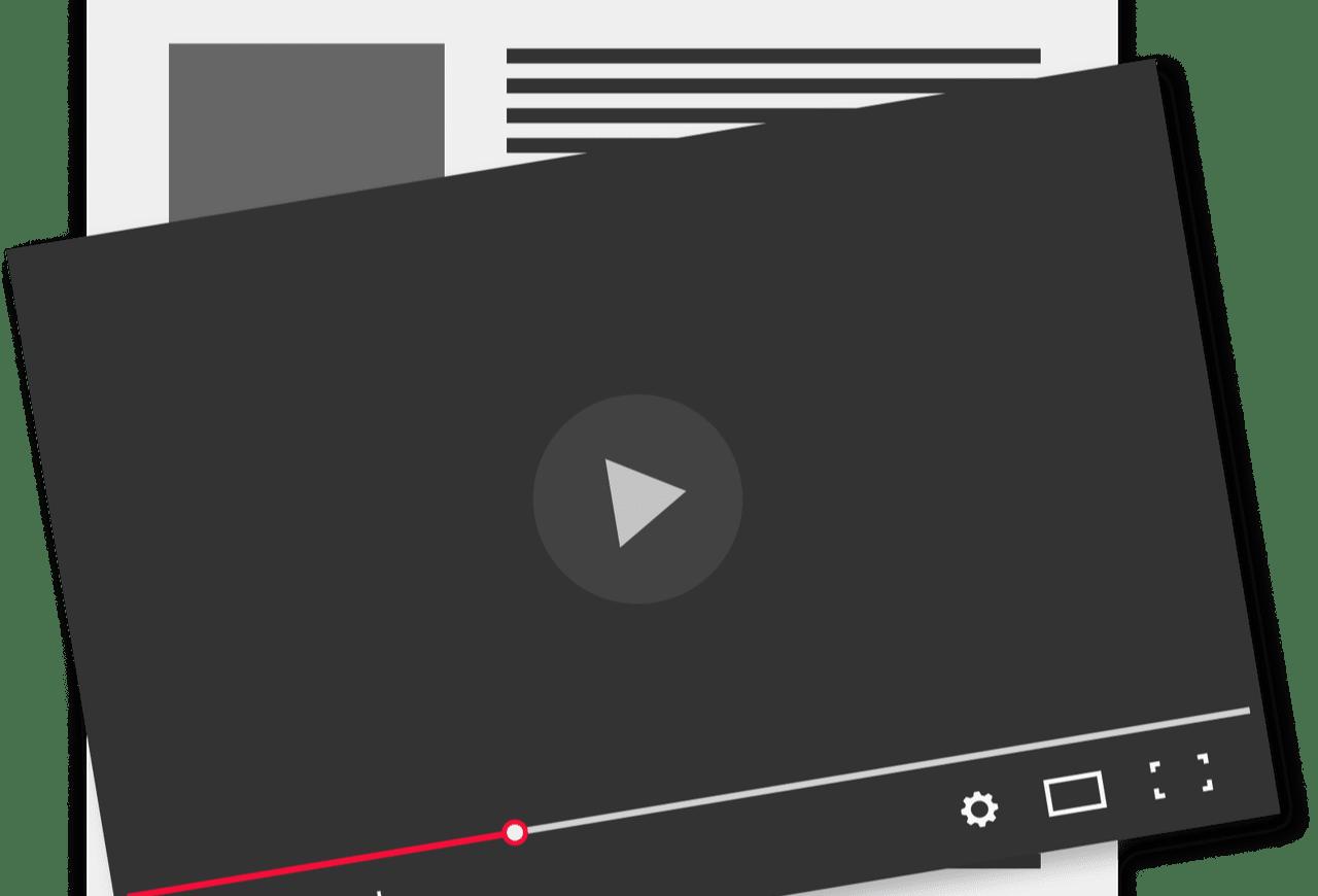 lecteur video