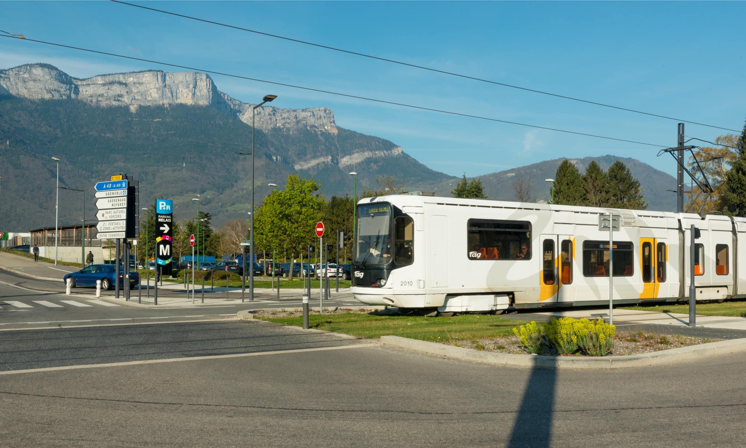 tramway Grenoblois